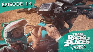 Africa Eco Race 2020, Team Races to Places Ep. 14 with Lyndon Poskitt