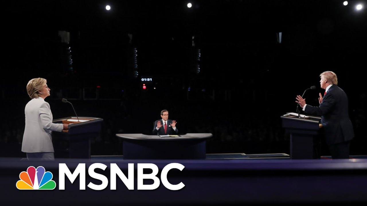 Candidates' Handling Of Foreign Hotspots Creates Contentious Debate Moments   MSNBC thumbnail