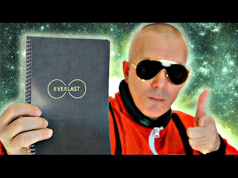 Rocketbook Everlast (A5, Dotted, hardcover)