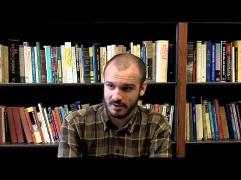 Studying Religion at Columbia University 2 - Mark Hay