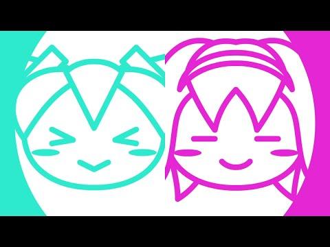 初音ミクの歌に、巡音ルカが英語でラップ!『愛Dee』PV - Mitchie M