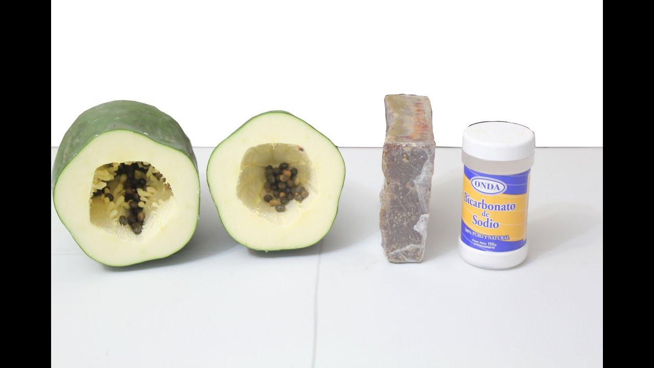 Postre Aprede a hacer un rico Dulce de Lechosa o Papaya