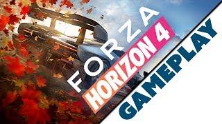 Forza Horizon 4: How Seasons Affect Gameplay + Drivatars Not Abandoned! Gameplay with Playground