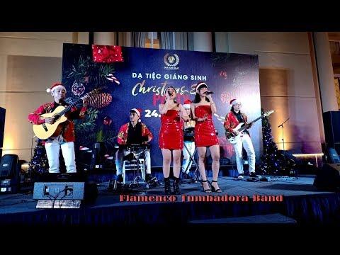 Happy New Year 2020- Christmas Party 2019 Tân Sơn Nhất Pavilion -Tumbadora Band