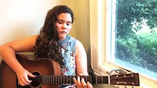 Hold My Hand - Brandy Clark - Heartfelt Cover by 13yr old Ava Paige