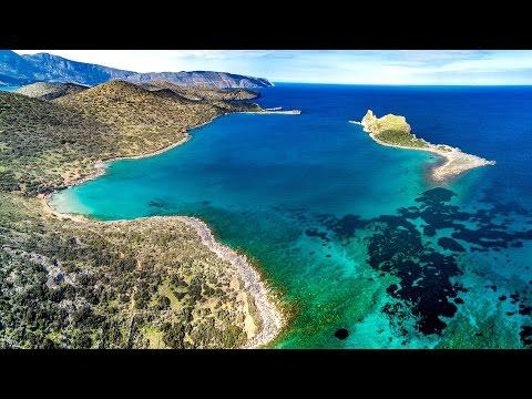 במרחק נגיעה: גלו את יופיו עוצר הנשימה של האי כרתים