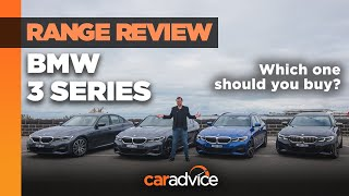 RANGE REVIEW: 2020 BMW 3 Series – which model should you buy? | CarAdvice