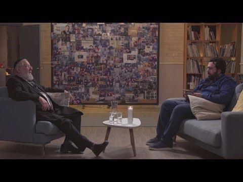 פגישה עם רוני קובן | הרב לאו