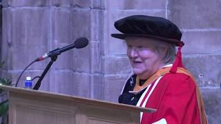 Dame Patricia Routledge, Doctor Of Letters, University Of Chester