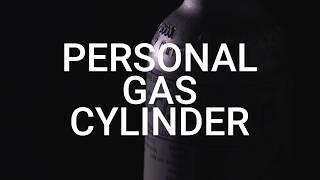 Gasco Ecobump   Your Personal Gas Cylinder