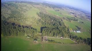 Hubsan H501S Range Test 1.6 km Local Oregon Park 2020 04 07