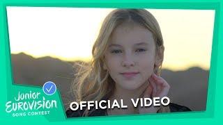 Daneliya Tuleshova - Òzińe Sen - Kazakhstan 🇰🇿 - Official Music Video - Junior Eurovision 2018