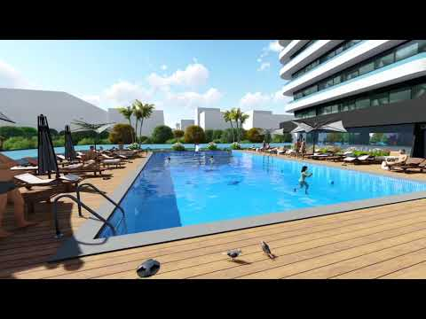Bargain Istanbul Beylikduzu residences excellent facilities