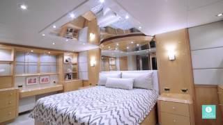 Motor Yacht NORDLYS - 2003 Lazzara 80' Skylounge