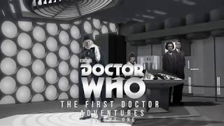 The First Doctor Adventures Volume 1 - Décembre 2017