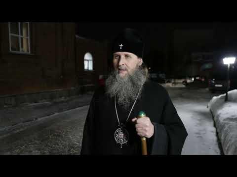 Митрополит Даниил возглавил празднование Рождества Христова в Александро-Невском соборе