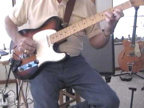 Two Step Too guitar solo