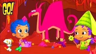 Гуппи и Пузырики День Святого Валентина игра Мультфильм для детей на Русском Языке