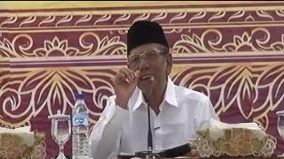 KH Hasyim Muzadi Dalam Seminar Nasional Sistem Pendidikan Muallimin
