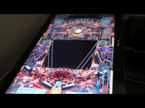 HDTV Pinball Machine Is Almost as Good as the Real Thing