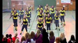 preview picture of video 'Hot Chili Dancer -  2009 Streetdance Contest Brinkum'