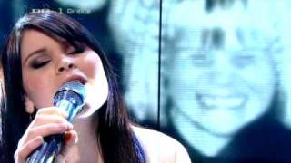 X-Factor 2010 DK - Tine - This Is My Life