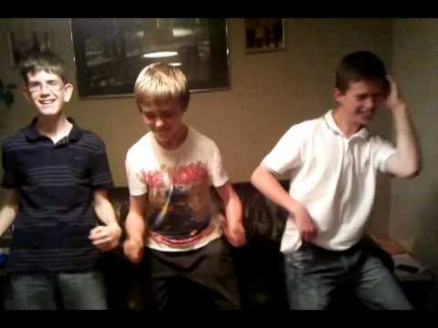 Boy Band Piss Take ;)