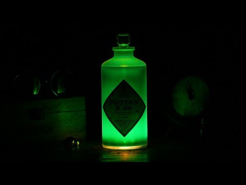 Harry Potter - Lampe d'ambiance USB Potion n°86 - Paladone