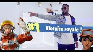 Maître GIMS   La Même   En Duo Avec Vianney (Parodie FORTNITE) LionNoir