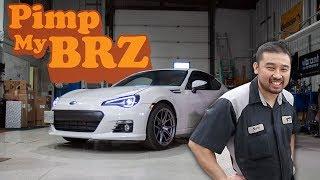 Pimp My Subaru BRZ