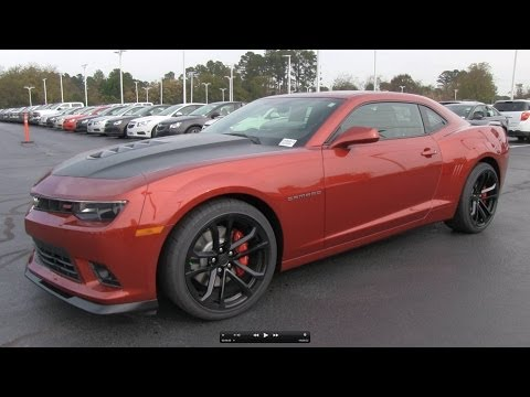 2014 Chevrolet Camaro SS 1LE Start Up, Exhaust, and In Depth Review