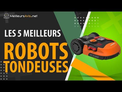 ⭐️ MEILLEUR ROBOT TONDEUSE - Avis & Guide d'achat (Comparatif 2021)