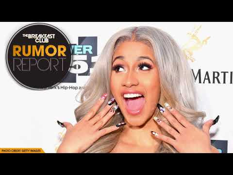 Cardi B Speaks On How She Deals With Haters