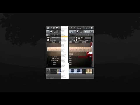 Video for Evolution Stratosphere - Factory Presets