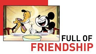 Mickey Full of Friendship   Style of Friendship   Disney Shorts