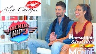 Ali & Alia (Secret Story): Blog mode, LMLCvsMonde, Friends trip 3...Ils se confient!