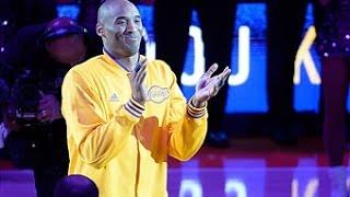 Magic Johnson and NBA Greats Pay Tribute to Kobe Bryant