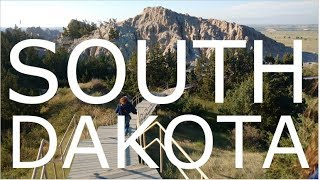 2017 SOUTH DAKOTA ROADTRIP (with itinerary)