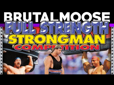 Full Strength Strongman Competition