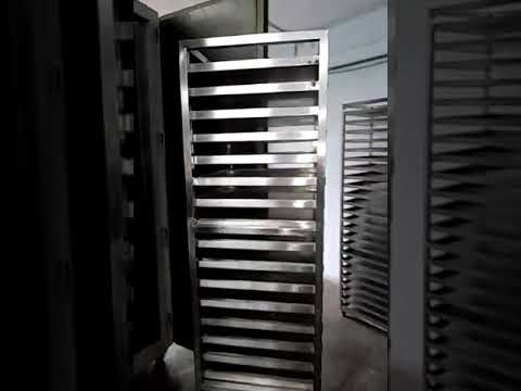 Mushroom Oven (Industrial Oven) Tray Dyer