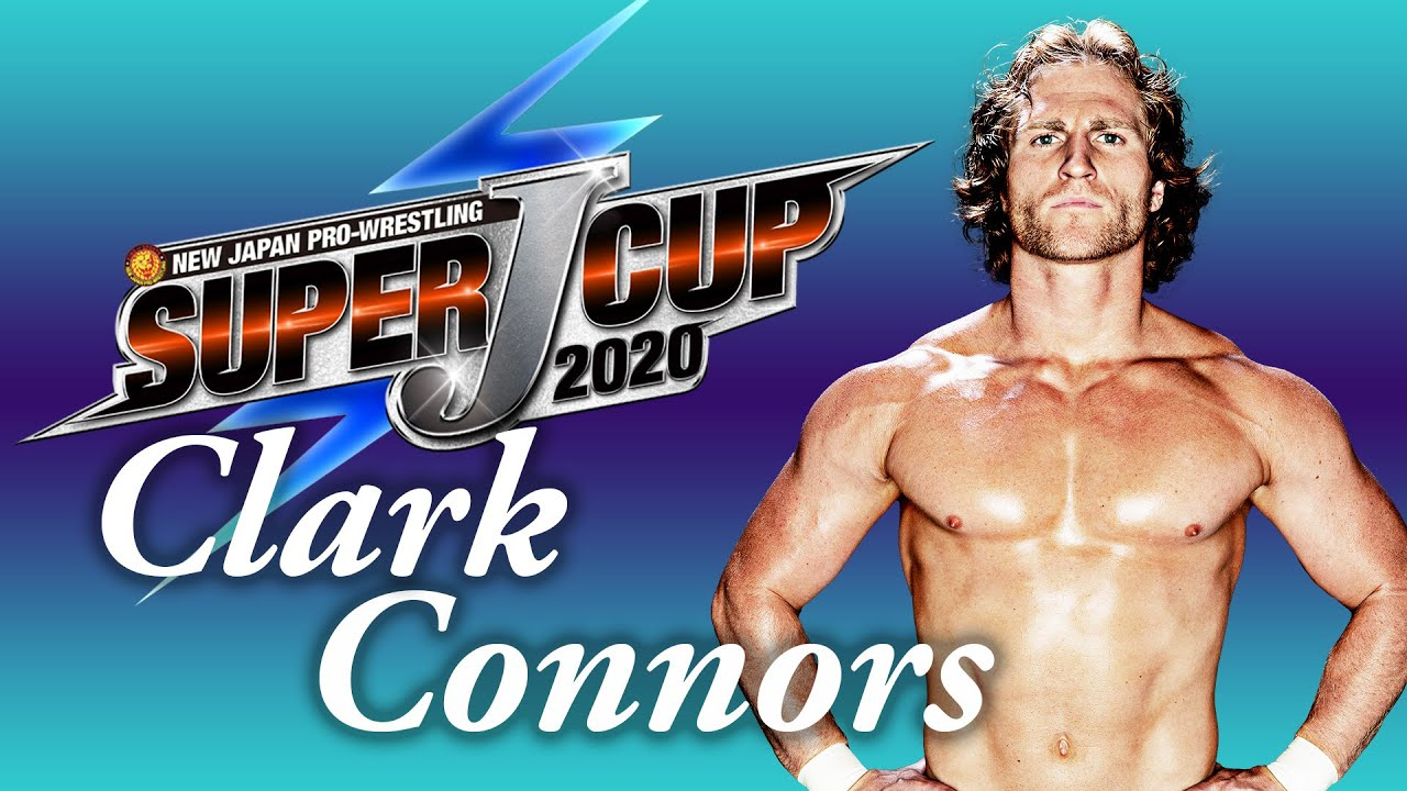 Clark Connors Celebrates His NJPW Anniversary