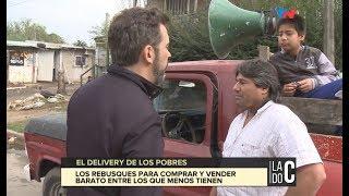 El delivery de pobres
