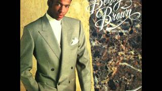 Bobby Brown-Don't Be Cruel