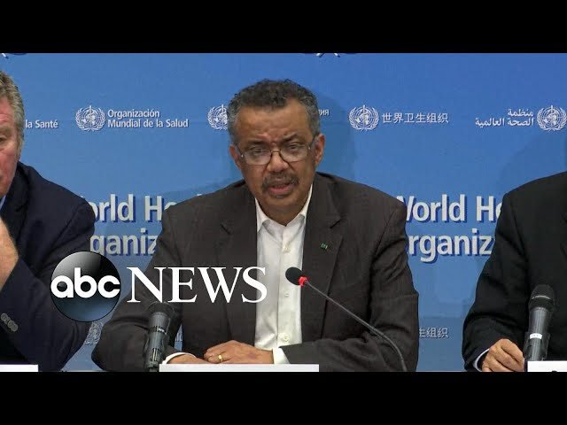 WHO declares coronavirus a global health emergency l ABC News