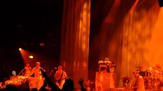 Greed / We Care A Lot - Faith No More - Hammersmith Apollo - 8th July 2012