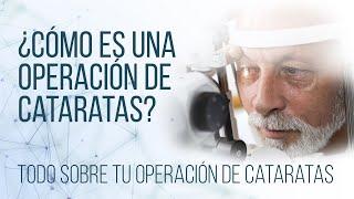 Operación de catarata en el ojo - Clínica Oftalmológica Laservisión Doctor López Castro