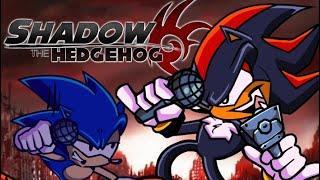 Shadow The Hedgehog - I Am All Of Me (Friday Night Funkin Sonic Edition)