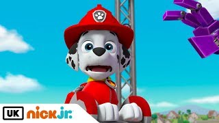 Paw Patrol | Pups Save The Movie Monster | Nick Jr. UK