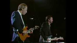 ERIC CLAPTON Tour Live at Tokyo Dome, (FULL CONCERT, PART 2) Japan, on November 2nd 1988