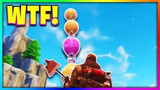 7 of The Craziest Things To Ever Happen in Fortnite: Battle Royale